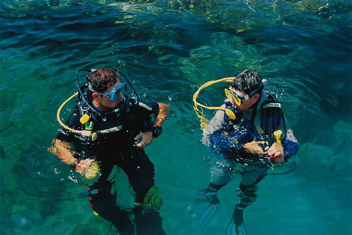 Activities – Water sports