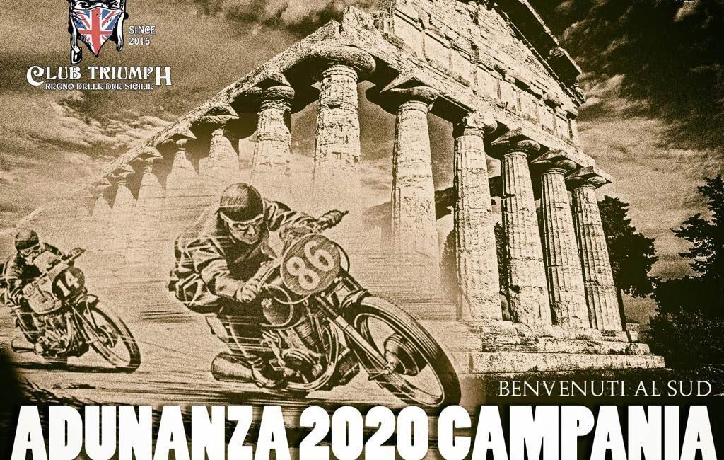 Adunanza Triumph Campania 2020