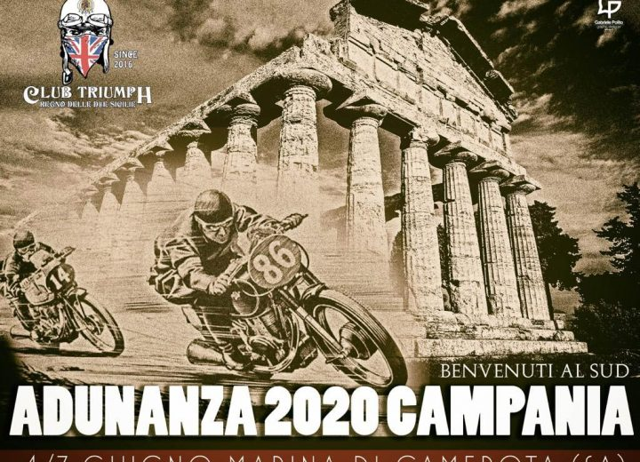TRIUMPH CAMPANIA 2020 MEETING